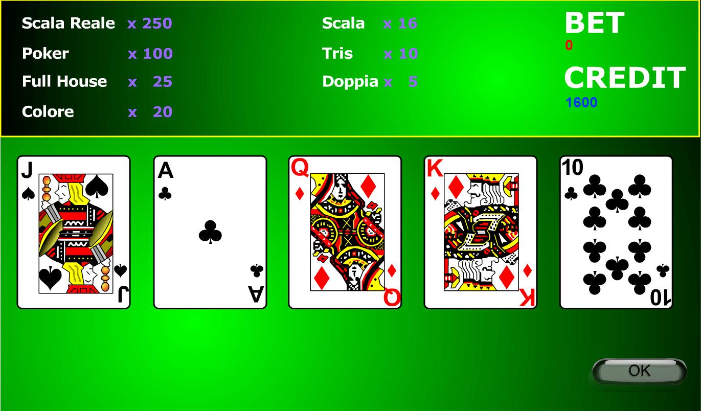 Video Poker Giggi