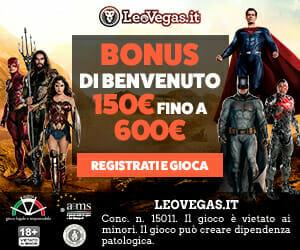 LeoVegas Slot