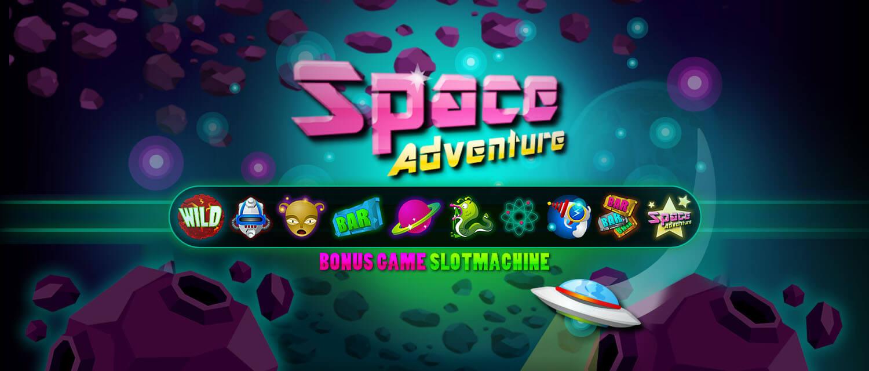 Slot Space Adventure