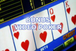 Bonus VideoPoker Online